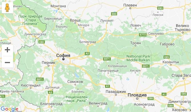 Ima Li Maksimalno Udobni Karti Na Blgariya Onlajn Planini Info